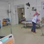 Dịch vụ vệ sinh bệnh viện chuyên nghiệp