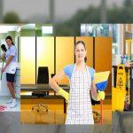 Dịch vụ vệ sinh chuyên nghiệp của Vina Toàn Trí